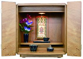 コンパクト仏壇 キット
