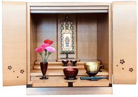 コンパクト仏壇 フィオ