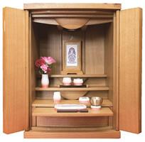 コンパクト仏壇 サンディ