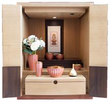 コンパクト仏壇 206