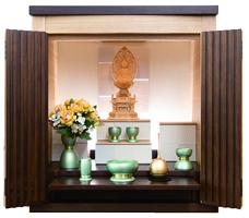 コンパクト仏壇 スクエア