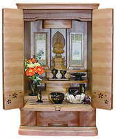 コンパクト仏壇 とわ