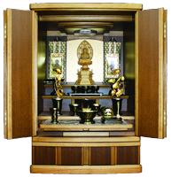 コンパクト仏壇 オルガ