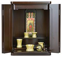 コンパクト仏壇 マロン