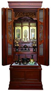 伝統仏壇 万福