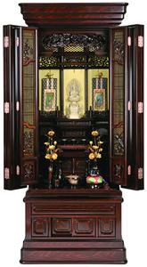 伝統仏壇 逢花