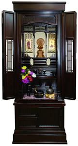伝統仏壇 五障