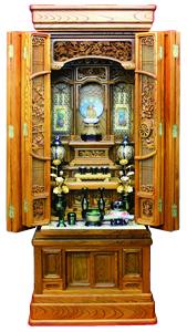 伝統仏壇 真旅