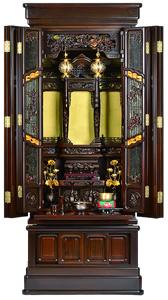 伝統仏壇 沙門